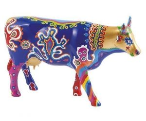 Cowparade Large